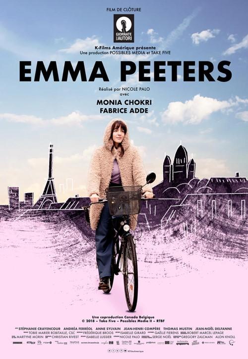 Emma Peeters film affiche