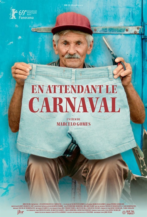 En attendant le carnaval film documentaire affiche