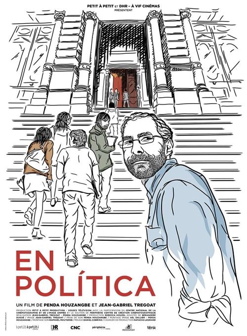 En politica film documentaire affiche
