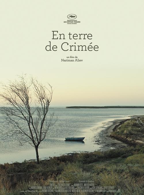 En terre de Crimée film affiche