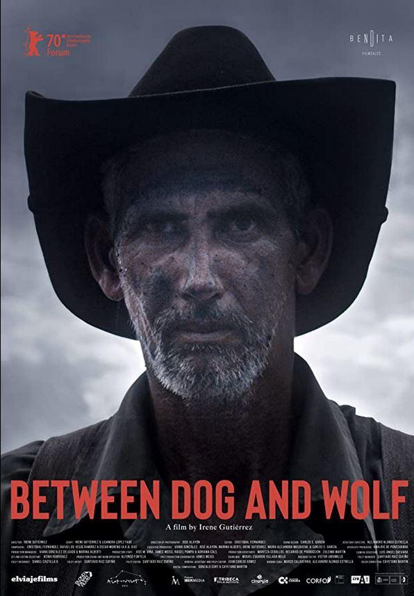 Entre Perro y Lobo film documentaire affiche réalisé par Irene Gutiérrez Torres