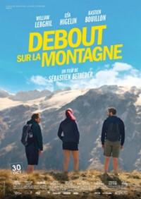 Entretien Rencontre Interview Debout sur la montagne