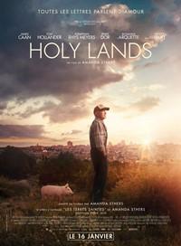 Entretien Rencontre Conférence Holy Lands affiche