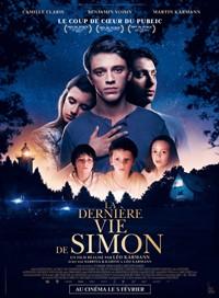 Entretien Rencontre Interview La dernière vie de Simon affiche