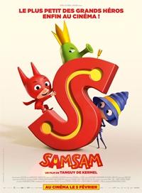 Entretien Rencontre Interview SamSam affiche