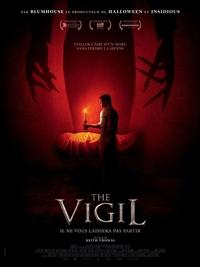 Entretien Rencontre Interview The Vigil affiche