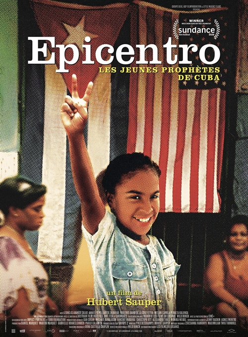 Epicentro film documentaire affiche