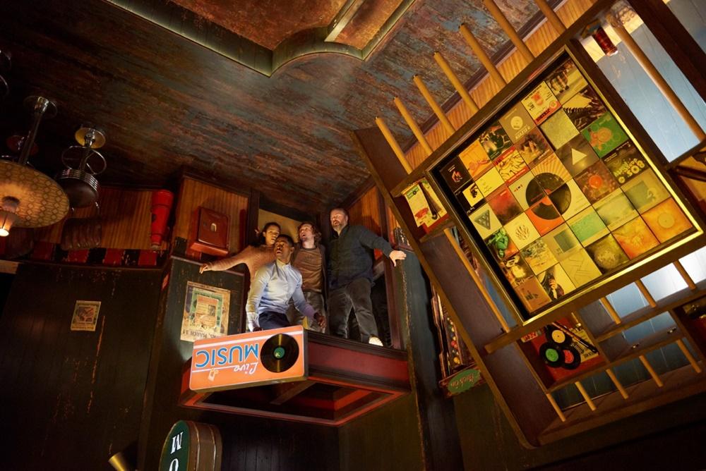 Escape game film image