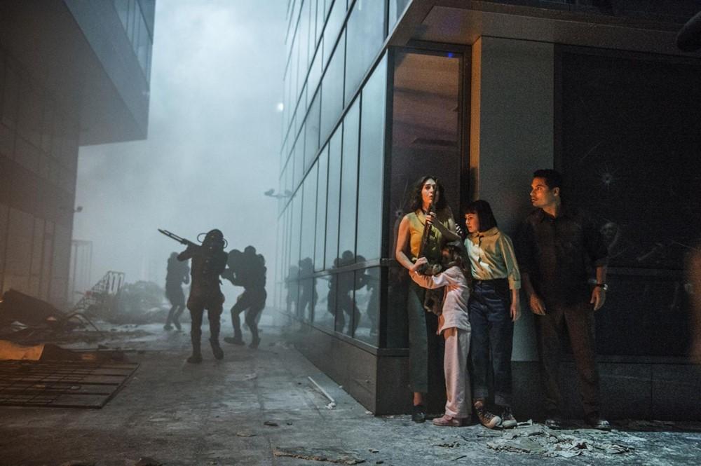 Extinction 2019 Ben Young film image