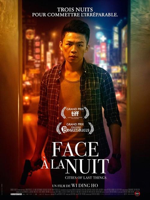 Face à la nuit film affiche