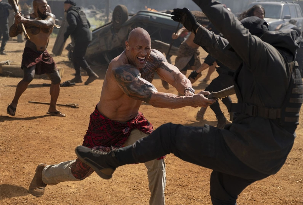 Fast and Furious : Hobbs and Shaw film image