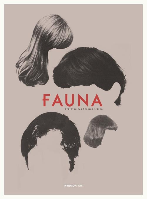 Fauna film affiche réalisé par Nicolás Pereda