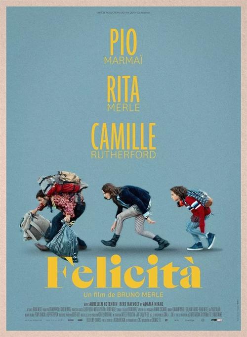 Felicita film affiche définitive