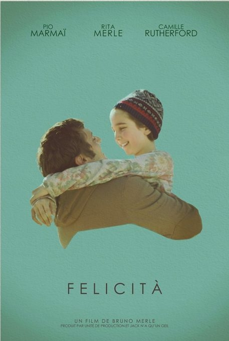 Felicita film affiche