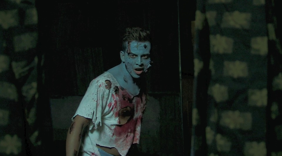 HAGZ Femme au foyer extra terrestre contre zombie gay film image