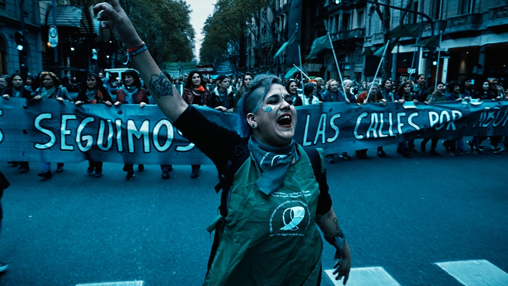 Femmes d'Argentine film documentaire image