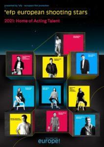 Festival de Berlin 2021 European Shooting Stars événement de lancement