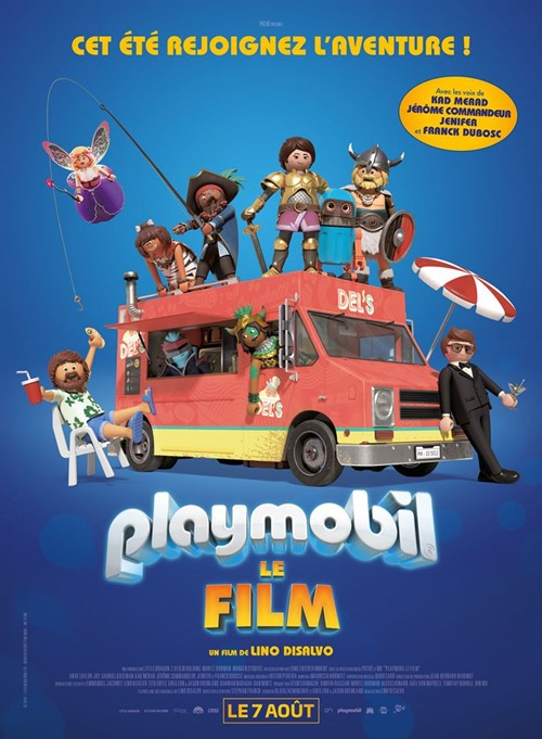 Festival d'Annecy 2019 impression 01 Playmobil le film