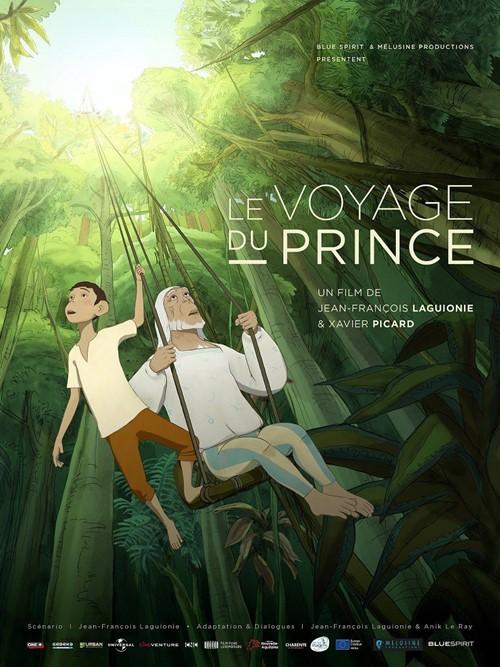 Festival d'Annecy 2019 impression Le voyage du Prince