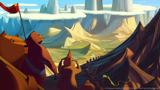Festival d'Annecy 2019 impression La fameuse invasion des ours en Sicile image