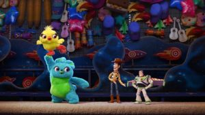 Festival d'Annecy 2019 impression Toy Story 4 image