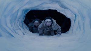 Festival d'Annecy 2021 Impression 06 courts métrages en compétition programme 2 Angakuksajaujuq