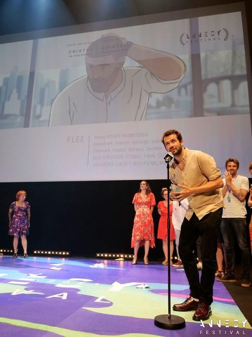 Festival d'Annecy 2021 palmarès