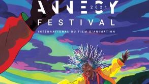 Festival d'Annecy 2021 sélection vignette Une
