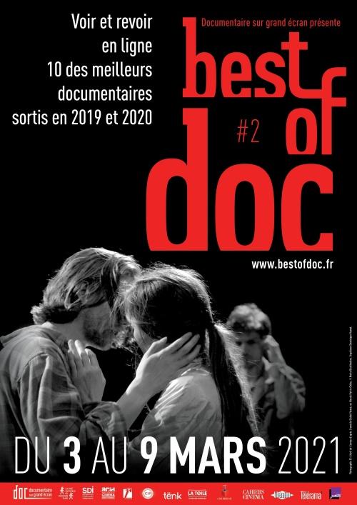 Festival Best of Docs 2021 affiche
