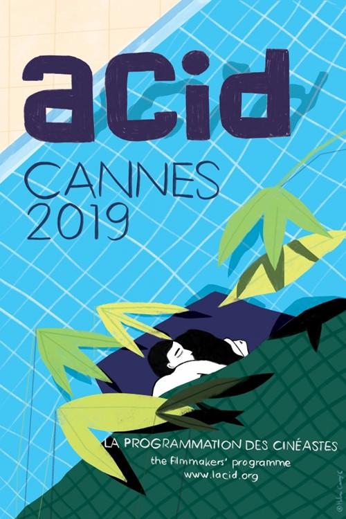 Festival de Cannes 2019 ACID affiche
