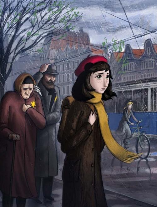 Festival de Cannes 2021 impression 08 Où est Anne Frank !