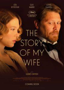 Festival de Cannes 2021 impression 27 L'histoire de ma femme