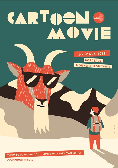 Festival Cartoon movie 2019 affiche