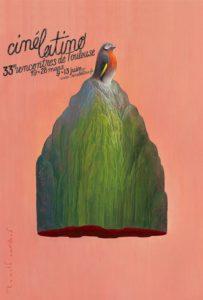 Festival Cinélatino de Toulouse 2021 affiche