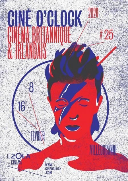 Festival Ciné O'Clock 2020 affiche