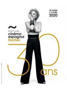 30e Festival du cinéma espagnol de Nantes 2021 affiche