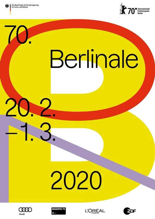 Festival de Berlin - Berlinale 2020 affiche 1