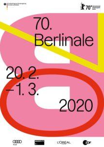 Festival de Berlin - Berlinale 2020 affiche 3
