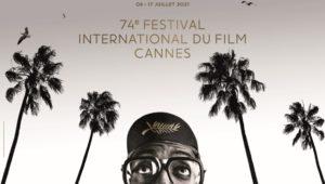 Festival de Cannes 2021 affiche horizontale