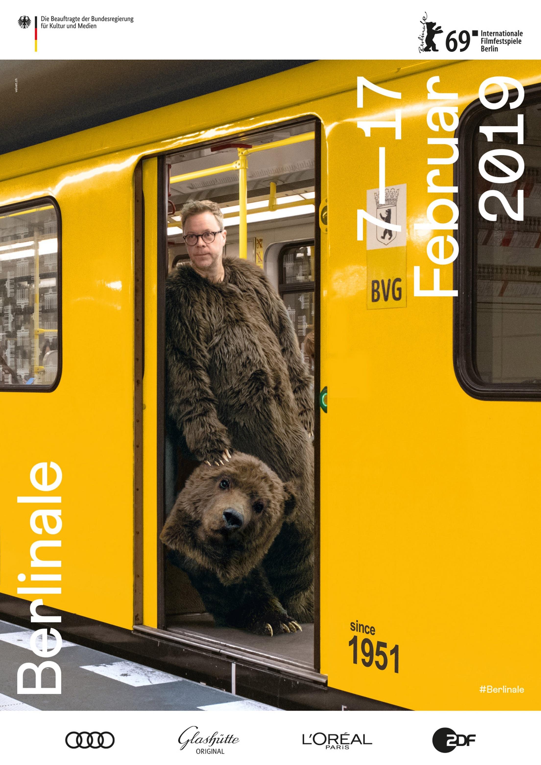 Festival de Berlin 2019 - Berlinale Special - affiche