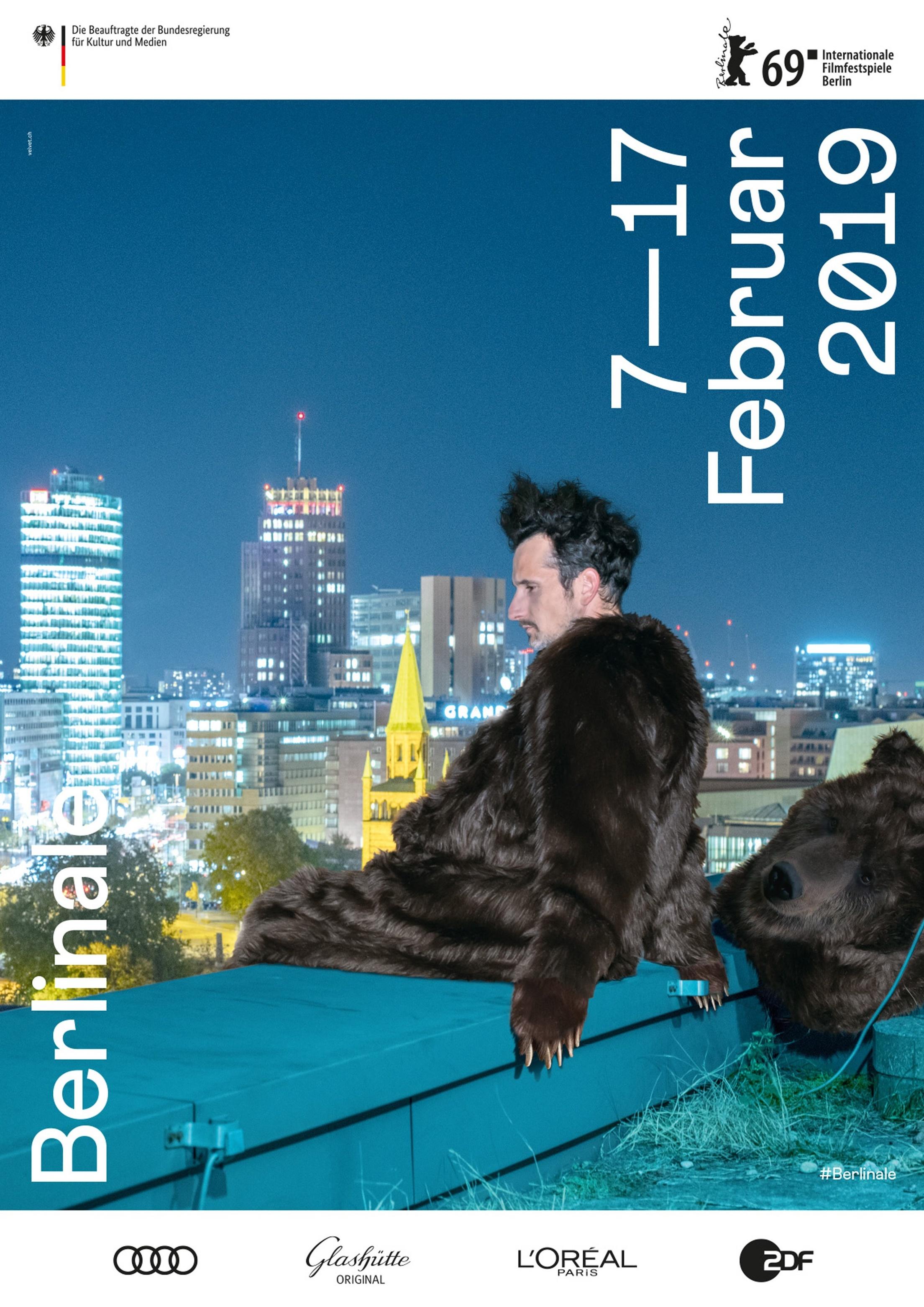 Festival de Berlin 2019 section Generation affiche