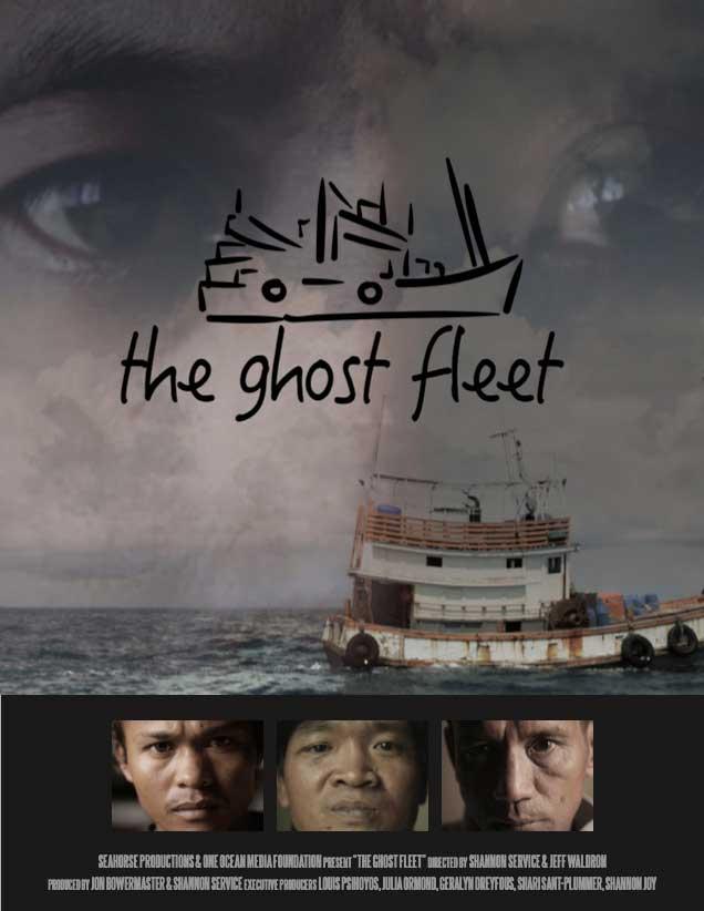 Festival de Berlin 2019 impression Ghost Fleet film affiche