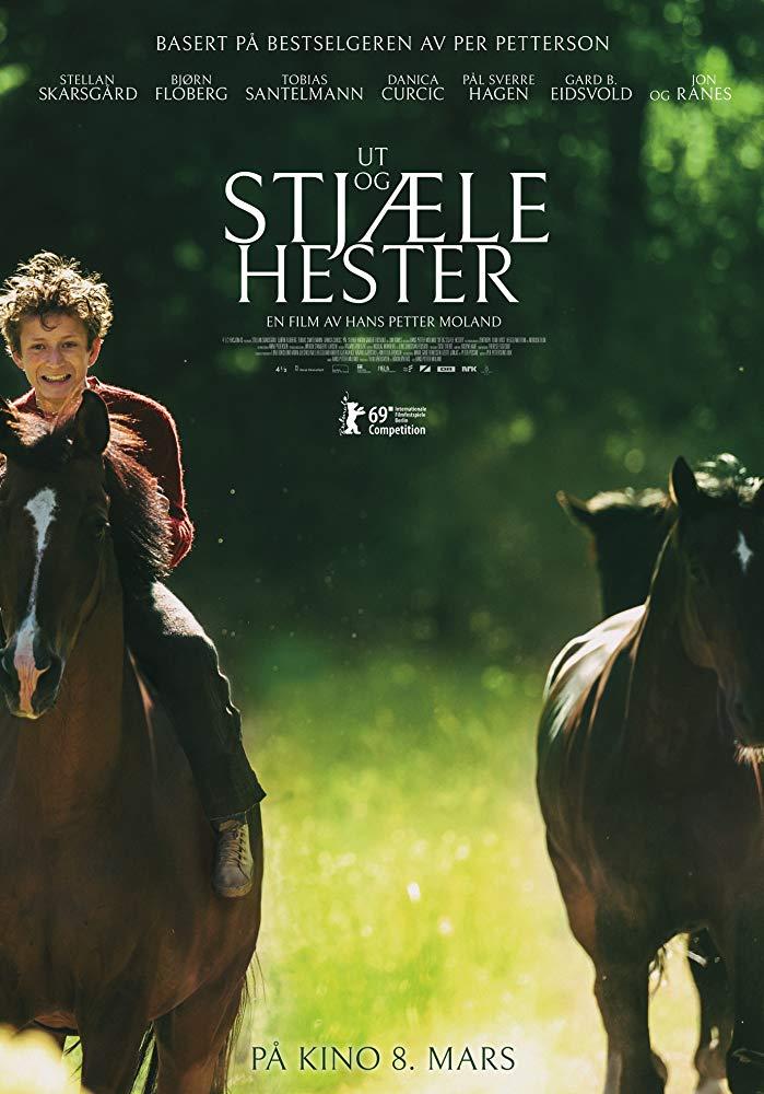 Festival de Berlin 2019 impression Out stealing horses
