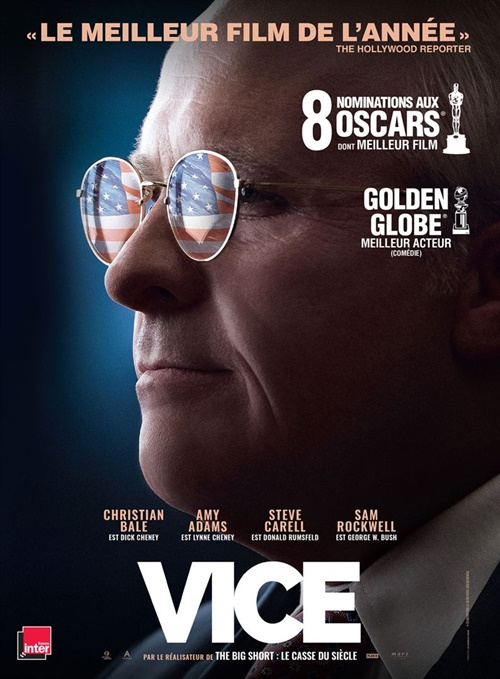 Festival de Berlin 2019 impression Vice film