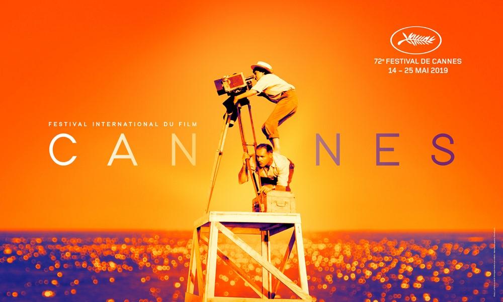 Festival de Cannes 2019 affiche horizontale