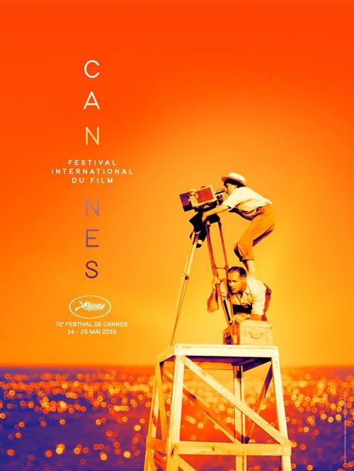 Festival de Cannes 2019 affiche