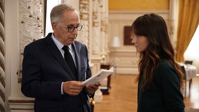 Festival de Cannes 2019 impression Alice et le maire image