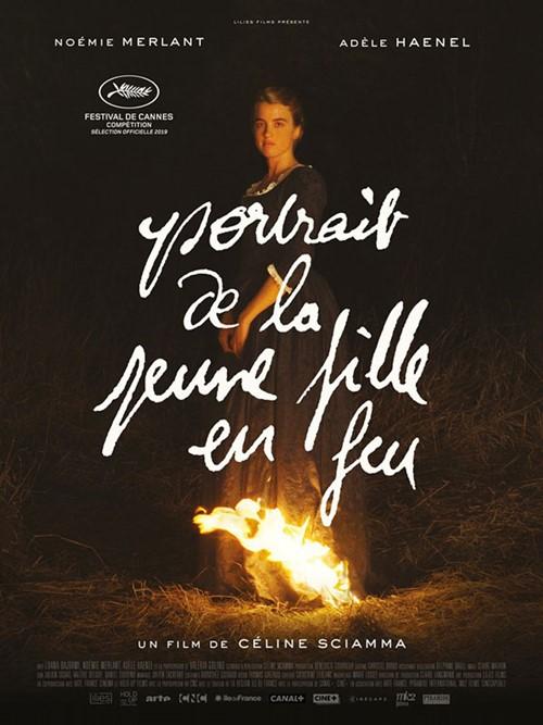 Festival de Cannes 2019 impression Portrait de la jeune fille en feu