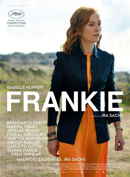 Festival de Cannes 2019 impression Frankie