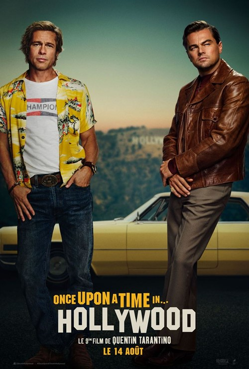 Festival de Cannes 2019 impression Once upon a time in Hollywood